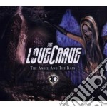 THE ANGEL AND THE RAIN cd musicale di The Lovecrave