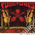 HORNY AS HELL cd musicale di FUZZTONES