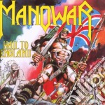 Manowar - Hail To England cd musicale di MANOWAR