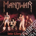 Manowar - Into Glory Ride cd musicale di MANOWAR