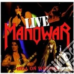 Hell on wheels live 2cd 0 cd musicale di MANOWAR