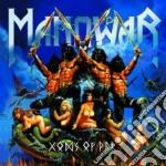 Manowar - Gods Of War cd musicale di MANOWAR