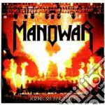 Gods of war - live cd musicale di MANOWAR