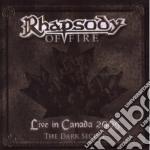 Rhapsody Of Fire - Live In Canada cd musicale di RHAPSODY OF FIRE
