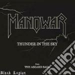THUNDER IN THE SKY (2 CD - EP) cd musicale di MANOWAR