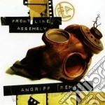 Angriff remix cd musicale di Assembly Frontline