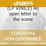 (LP VINILE) An open letter to the scene lp vinile di Walter Schreifels