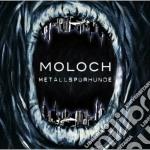 Metallspurhunde - Moloch cd musicale di Metallspurhunde