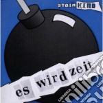 Steinkind - Es Wird Zeit cd musicale di Steinkind