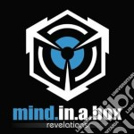 Mind.in.a.box - Revelations cd musicale di Mind.in.a.box