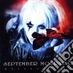 Melancholia cd musicale di Mourning September
