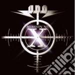 U.d.o. - Mission N.x cd musicale di U.D.O.