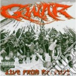 Gwar - Live From Mt.fuji cd musicale di GWAR