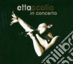 IN CONCERTO cd musicale di Etta Scollo