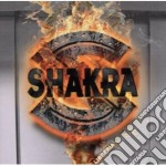 Shakra - Rising cd musicale di SHAKRA