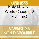 WORLD CHAOS cd musicale di HOLY MOSES