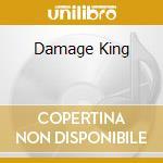 DAMAGE KING cd musicale di GORILLA MONSOON