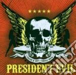 President Evil - Trash 'n' Roll Asshole Show cd musicale di Evil President