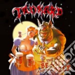 THE BEAUTY AND THE BEER cd musicale di TANKARD