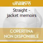 Straight - jacket memoirs cd musicale di Jon oliva's pain