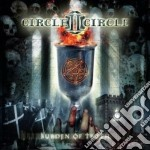 BURDEN OF TRUTH cd musicale di CIRCLE II CIRCLE