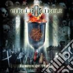 Circle II Circle - Burden Of Truth cd musicale di CIRCLE II CIRCLE