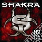 Shakra - Infected cd musicale di SHAKRA