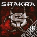 INFECTED                                  cd musicale di SHAKRA