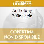 ANTHOLOGY 2006-1986 cd musicale di PHARAO