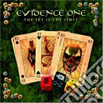 Evidence One - The Sky Is The Limit cd musicale di One Evidence