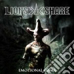 EMOTIONAL COMA cd musicale di Share Lion's