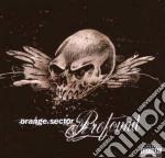 Orange Sector - Profound cd musicale di Sector Orange