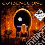 Evidence One - Criticize The Truth cd musicale di One Evidence