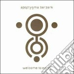 Apoptygma Berzerk - Welcome To Earth cd musicale di Berzerk Apoptygma