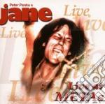 LIVE AT METAS                             cd musicale di JANE