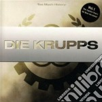 TOO MUCH HISTORY VOL.1                    cd musicale di Krupps Die