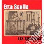 Scollo, Etta - Les Siciliens cd musicale di ETTA SCOLLO