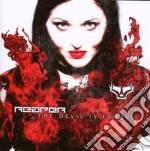 DEVIL IS FEMALE, THE                      cd musicale di REAPER