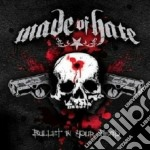 Made Of Hate - Bullet In Your Head cd musicale di MADE OF HATE