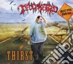 THIRST (CD+ DVD) cd musicale di TANKARD