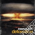 Modulate - Detonation cd musicale di MODULATE