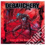 Debauchery - Rage Of The Bloodbeast cd musicale di DEBAUCHERY