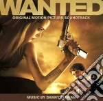 Danny Elfman - Wanted cd musicale di Ost