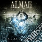 FRAGILE EQUALITY                          cd musicale di ALMAH