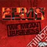 Epmd - We Mean Business cd musicale di EPMD
