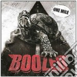 ONE MILE                                  cd musicale di BOOZED