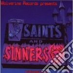 SAINTS AND SINNERS cd musicale di Artisti Vari