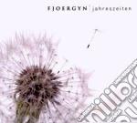 Fjoergyn - Jahreszeiten cd musicale di FJOERGYN