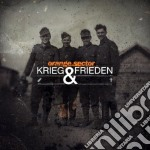 Orange Sector - Krieg & Frieden cd musicale di Sector Orange