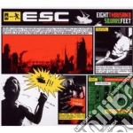 Eden Synthetic Corps - Eight Thousand Square Feet cd musicale di ESC